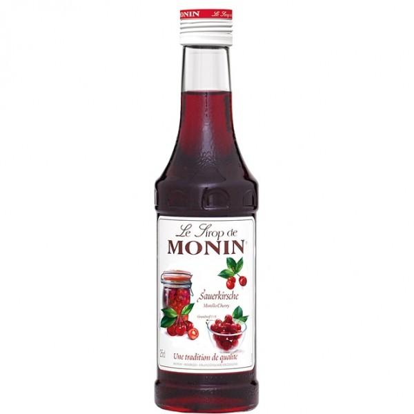 Monin-Sirup Sauerkirsche
