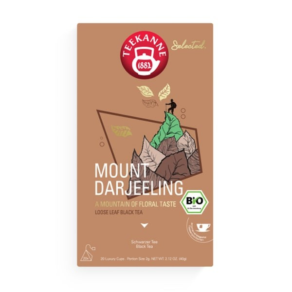 Selected. Mount Darjeeling Luxury Cup