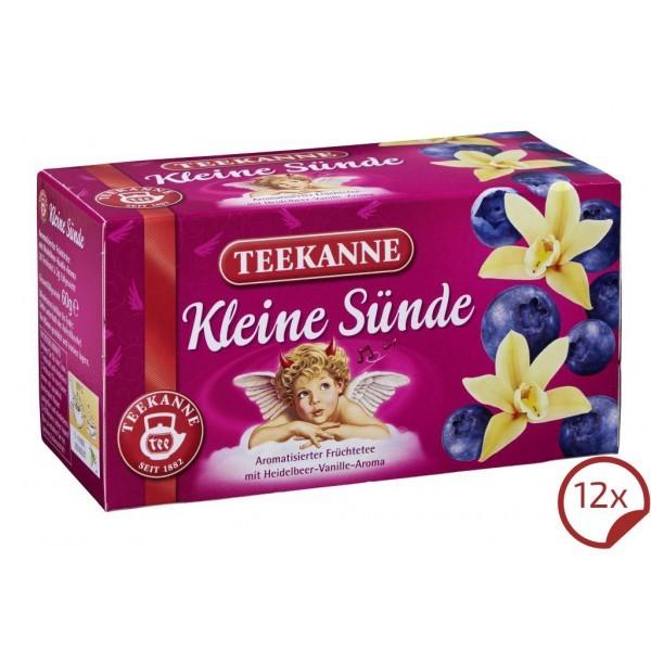 Teekanne Kleine Sünde 12 x 20 Beutel