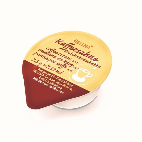 Hellma Kaffeesahne 10 % Fett 240 Stück