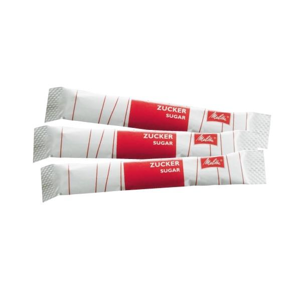 Melitta ® Zucker - Zuckersticks 1000 x 4 g