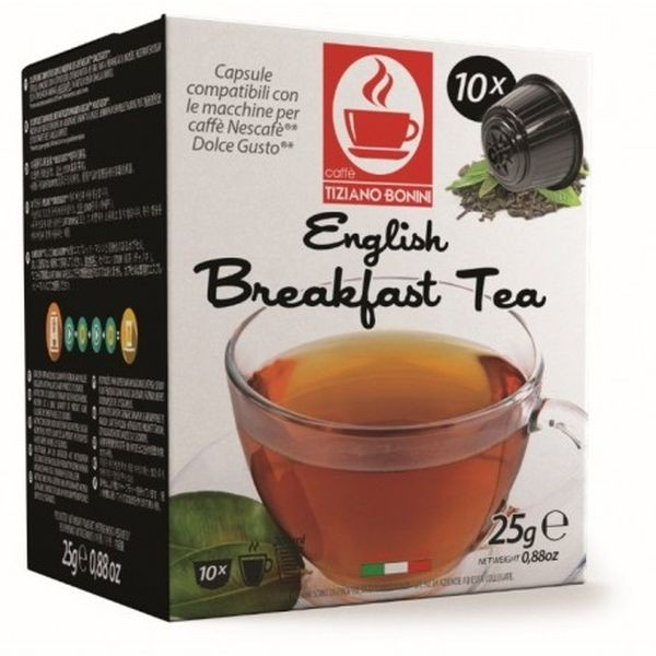 Caffè Bonini English Breakfast Teekapseln Dolce Gusto ®*