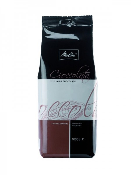 Melitta ® Cioccolata Style Milk Chocolate UTZ 1000 g
