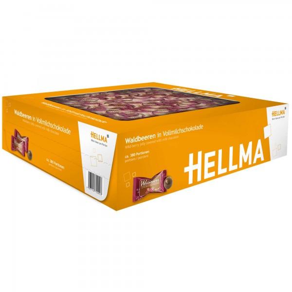 Hellma Waldbeeren in Vollmilchschokolade ca.380 St.