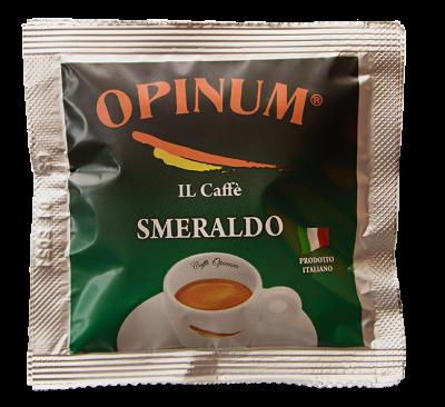 Opinum SMERALDO - 10 ESE-Pads / Cialde