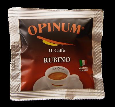 Opinum RUBINO - 10 ESE-Pads/Cialde