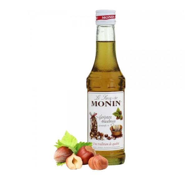 Monin-Sirup Geröstete Haselnuss