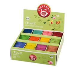 Teekanne Bio Gastro Sortimentsbox - 12 x 15 Doppelkammerbeutel