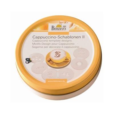 Birkmann Cappuccino-Schablonen