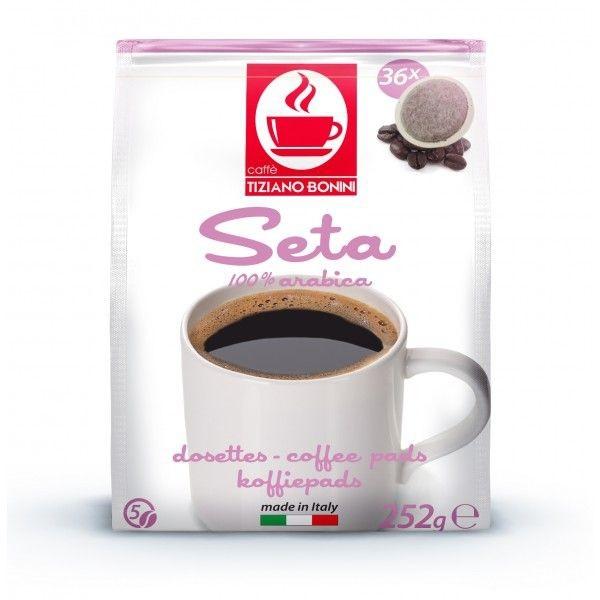 Caffè Bonini Kaffeepads Seta 36er
