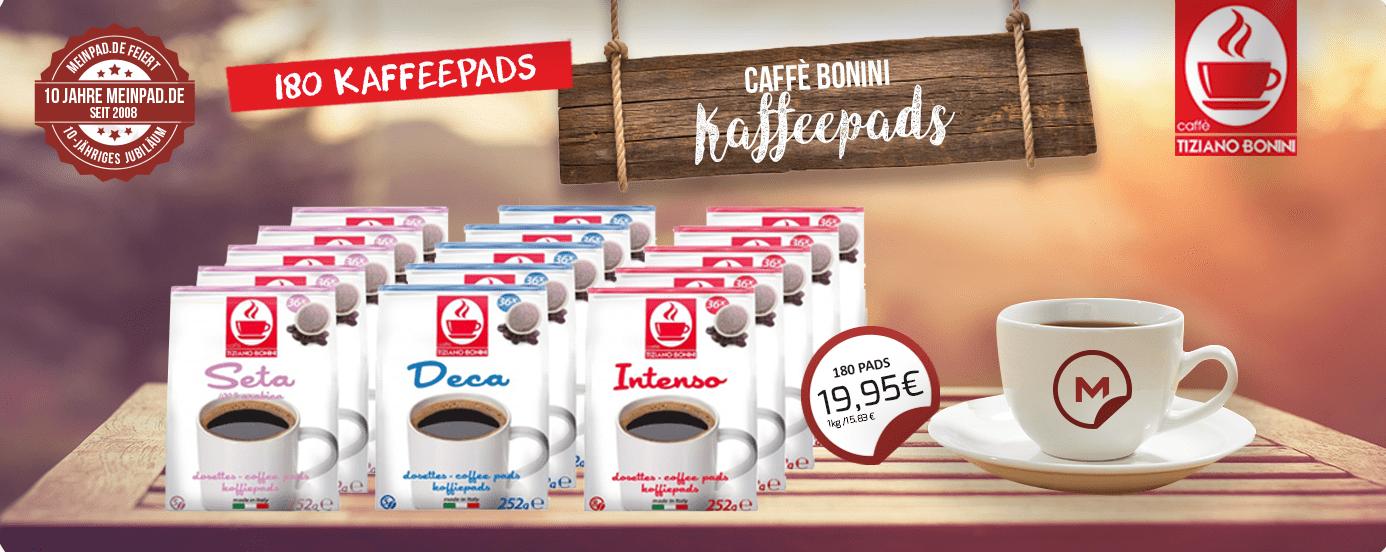 Caffè Bonini - Senseo Pads