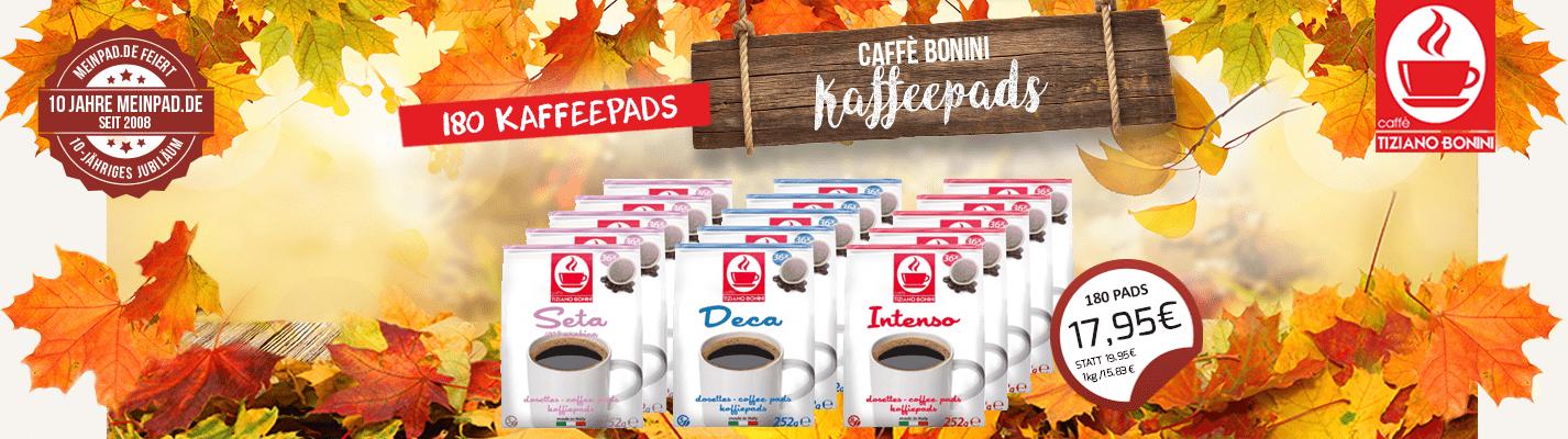 Bonini Senseo Kaffeepads
