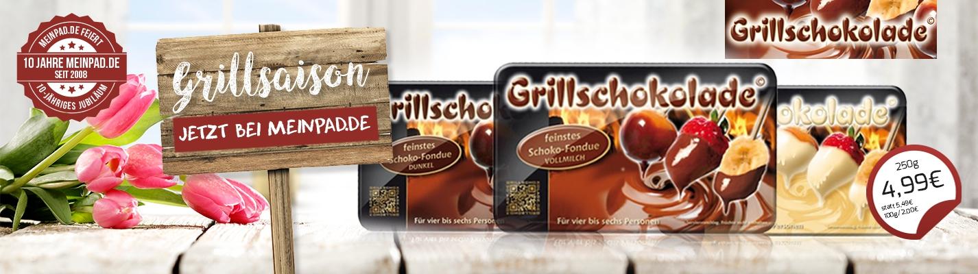 Grillschokolade