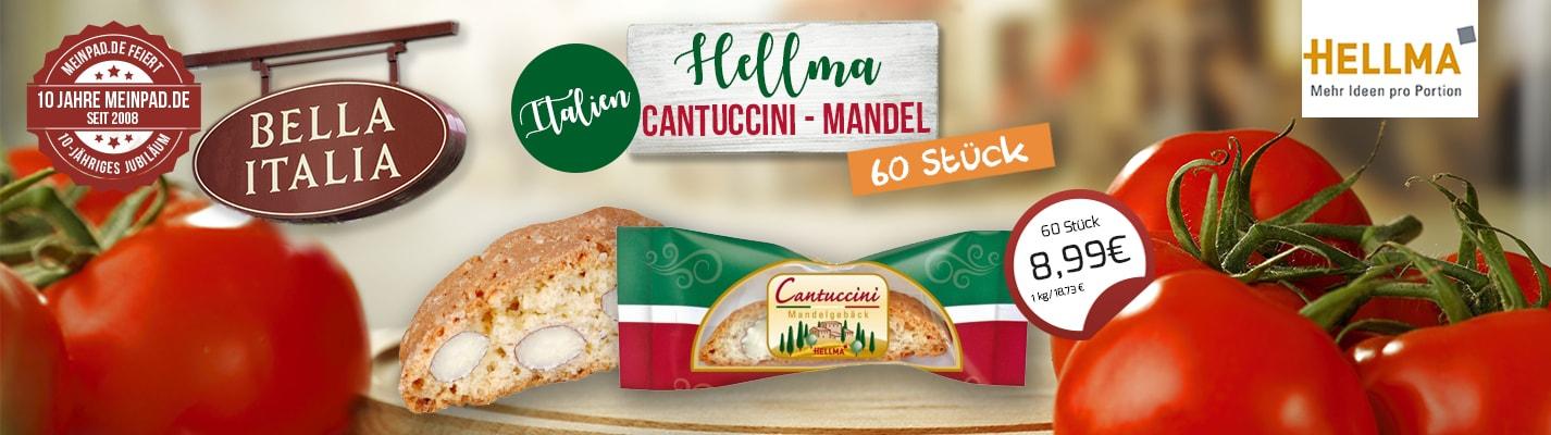 Hellma Cantuccini - Mandel