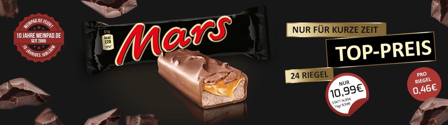 Mars Schokoladenriegel