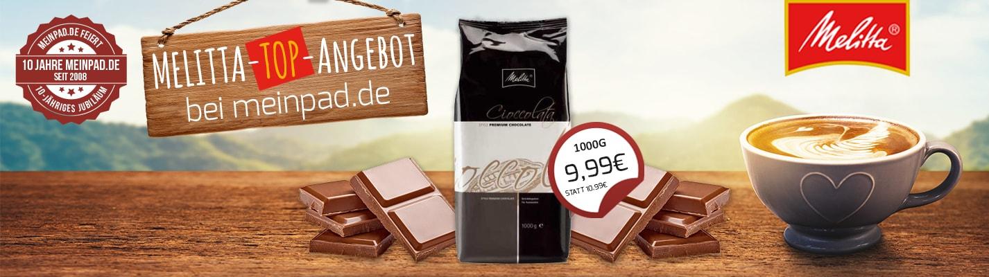 Melitta ® Cioccolata Style Premium Chocolate